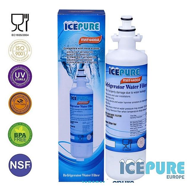 Arcelik 4874960100 Waterfilter van Icepure RWF4400A