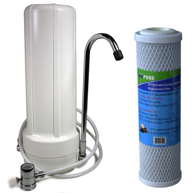 Camper Waterfilter Set Voor Veilig en Zuiver Drinkwater