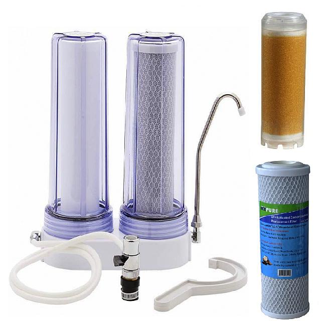 Camper Waterfilter Set Voor Veilig en Kalkvrij Drinkwater