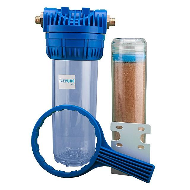 Icepure Waterfilter Anti-Kalk met Kalkpatroon ICP-PCM100