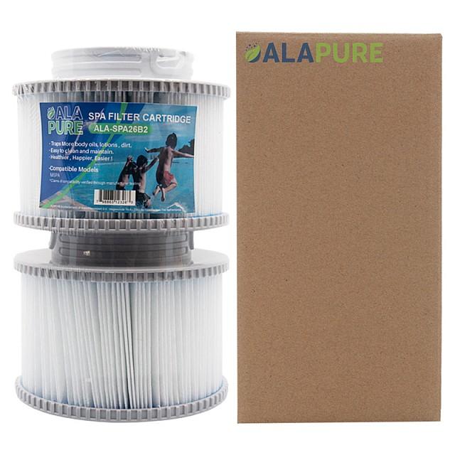 MSpa spafilter 2-pack | 2010-2019 van Alapure ALA-SPA26B2