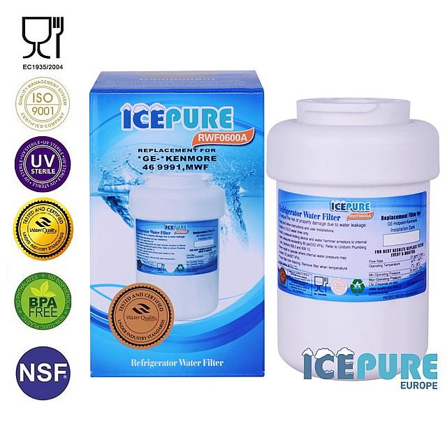 GE MWF Waterfilter Smartwater van Icepure RWF0600A