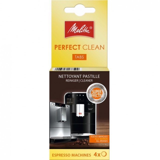 Melitta 6545529 Reinigingstabletten Perfect Clean